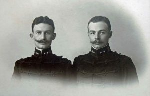 Richard en Charles Schoemaker