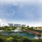 Masterplan Jurong Lake District Singapore