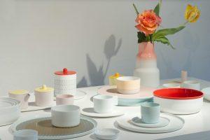 Colour Porcelain van Scholten & Baijings