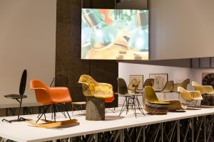 The world of Ray and charles Eames in the Barbican