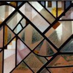 Glas in lood Jachthuis Sint Hubertus