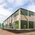 Neptunus Demontabele Judoaccommodatie Sportcentrum Papendal (Ruskahal) Medische ruimte