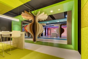 Shapes Experience Center Nieuwegein