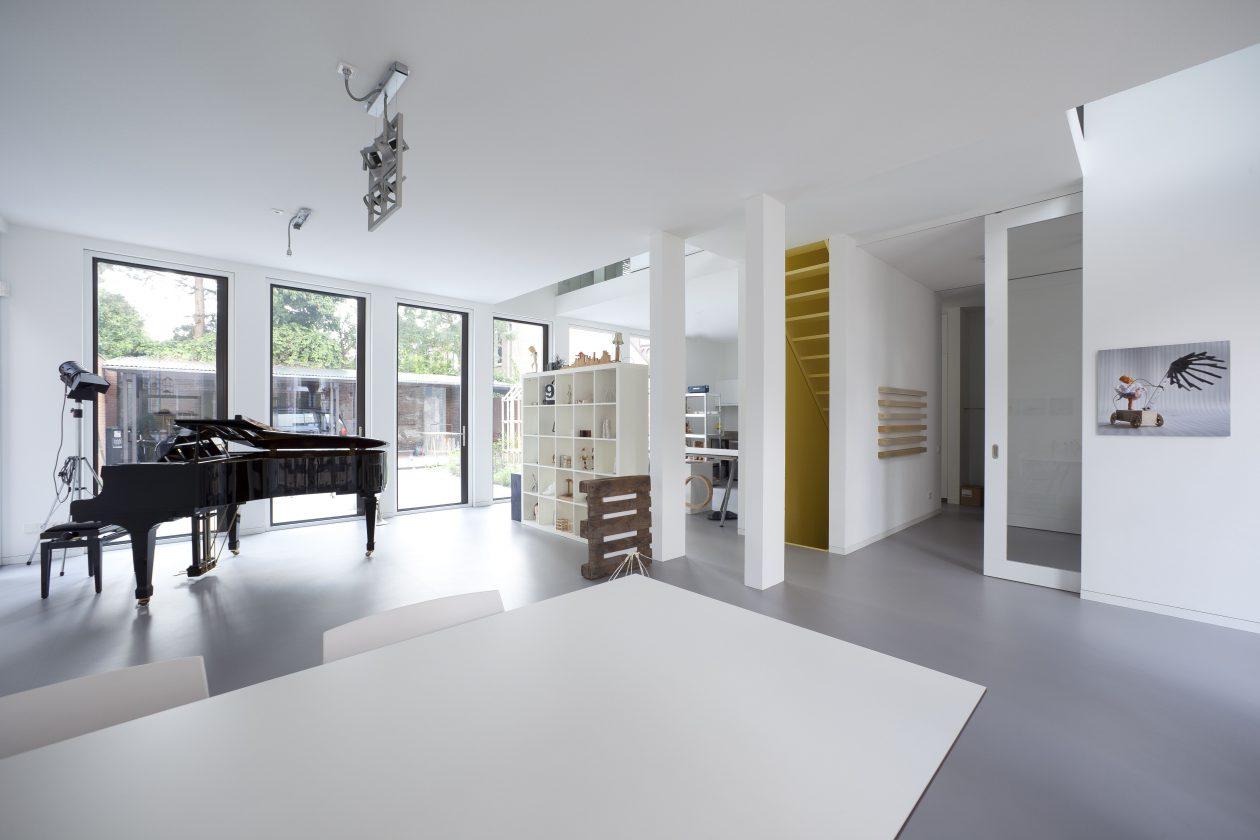 Droomhuis van Ad en Cecile Smeulders - Architectuur.nl