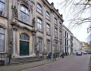 De Eerste Kamer en de Raad van State komen tijdelijk aan het Lange Voorhout, in het gebouw van de Hoge Raad. Foto Corné Bastiaansen