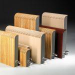 Houten duurzame radiator