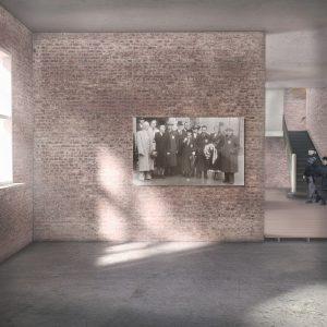 Een plaats van reflectie. Permanente expositie in de Hervormde Kweekschool