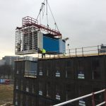 Hoogste modulair gebouw van Nederland