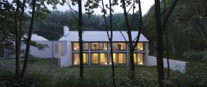 Huis in het Bos, Biggekerke. Foto Frank van der Salm.