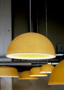 Klaas Kuiken en Luuk Wiehink zijn met hun uit recyclematerialen zoals microfiber en PET-flessen gemaakte IPKW Collection genomineerd voor de Dutch Design Awards 2015.