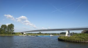 Heemstederbrug, Amsterdam-Rijnkanaal (2015), Nieuwegein • architectuur: StudioSK (Movares). © StudioSK