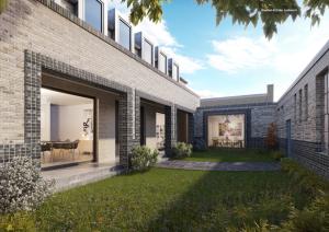Folkingedwarsstraat ontwerp van Henckel & Zahir Architects