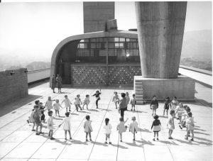 Unité d'Habitation. Foto  Fondation Le Corbusier