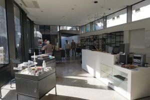 Interieur museumwinkel. Foto Jacqueline Knudsen