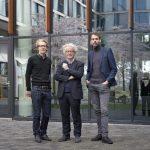 Duco en Rudy Uytenhaak en Rob Wesselink architecten