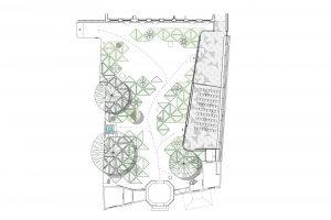 Tuinontwerp van LOLA landscape architects