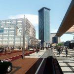 Bouwen rond station Hollands Spoor Den Haag