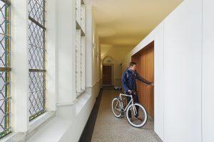 Karakteristieke Gewelfde Plafonds : Dp6 transformeert voormalige tu faculteit delft architectuur.nl