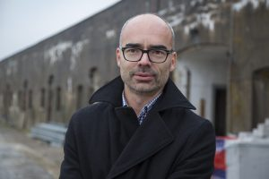 Architect Jeroen Hooyschuur
