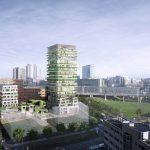 Transformatie Sloterdijk NL architects