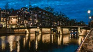 Raambrug, Amsterdam • Foto Alphons Nieuwenhuis