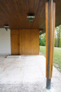 Maison Louis Carré, Bazoches-sur-Guyonne, Frankrijk (1957-60). Architect: Alvar Aalto