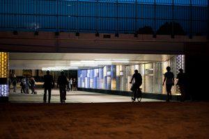 Willem II-passage, Tilburg • Foto's Kees Hummel, Roderick van Klink en Willie-Jan Staps.