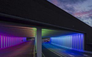 Marstunnel Zutphen • Foto Jannes Linders