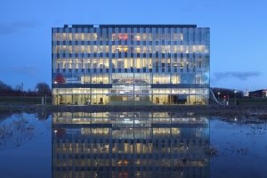 2.. Avery Dennison, Oegstgeest, Paul de Ruiter Architects.