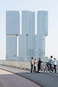 De Rotterdam. Foto: Ossip van Duivenbode