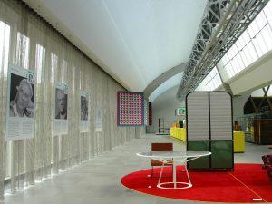 De permanente tentoonstelling over Rietveld & Ruys in de showroom annex tentoonstellingsruimte • Foto Mascha van Damme.