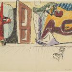 Le Corbusier schets