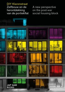 Boek DIY KLarenstraat Amsterdam