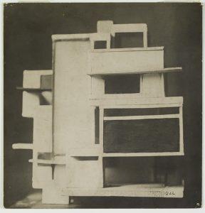 De originele maquette. Foto: Collectie Het Nieuwe Instituut