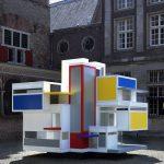 maison d artiste door bouwkunde studenten