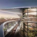 Powercompany en Bethme Crouwel prijsvraag vliegveld Hangzhou