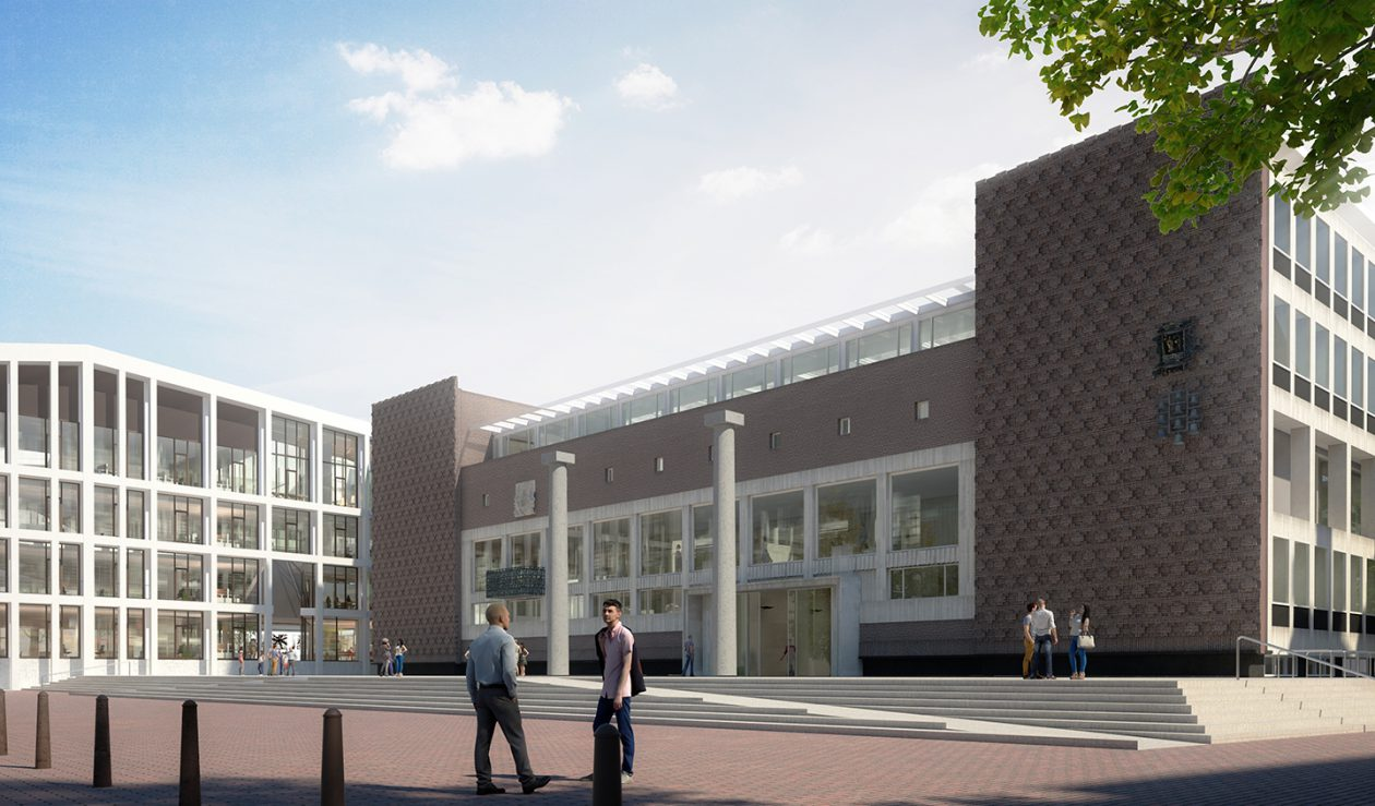 Opening huis der provincie gelderland - Huis interieur architectuur ...