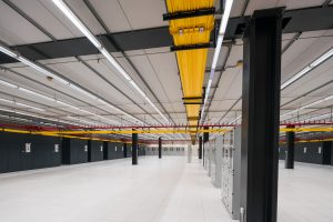Interieur datacenter A4