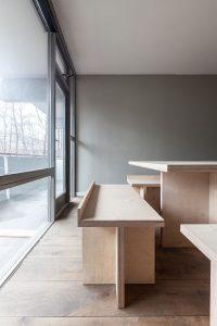 11 Klooster in de Kleiflat, Amsterdam Zuid Oost. workshop Architecten