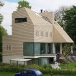 Villa Prinsen Bolwerk MOPET architecten Trap naar hofdentree