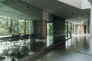 Möbius Huis in Naarden, UN Studio