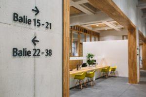 Interieur Stadhuis Deventer, atelier PR0 architecten