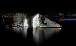 Impressie Amsterdam Light Festival - Infinita - Studio Balmond