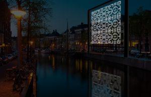 Impressie Amsterdam Light Festival -Myth - Ben Zamora