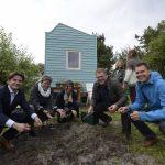 Opening stadsakker en tiny village Proeftuin Erasmusveld Den Haag_Foto Ivo Bakker