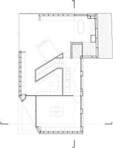 1e verdieping