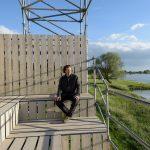 Robbert van der Horst installatie IJsselbiennale