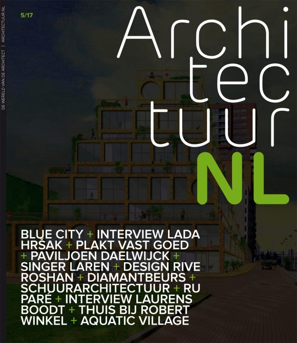 cover ArchitectuurNL 5-2017