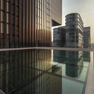 Hotel Hyatt Regency Düsseldorf, JSK Architects