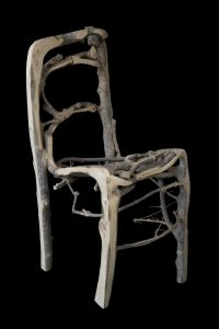 The Wiltshire Chair, 2008-2015 Hout Courtesy Full Grown Fotografie: Full Grown